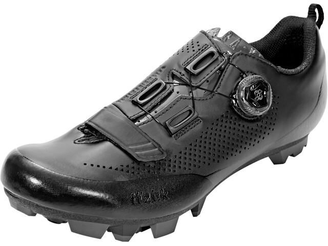 9705ac4dc312 Fizik Terra X5 Chaussures VTT Homme, black/black - Boutique de vélos ...